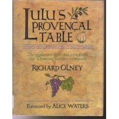 Hardcover Lulu's Provencal Table Book
