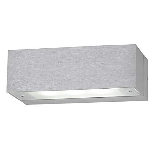 EXO lighting SHADOW-support de toit courbe PLANETARIUS g culot LED-Aluminium brossé