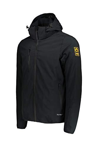 Ciesse Fallex Hoody Ski Jacket Nero S
