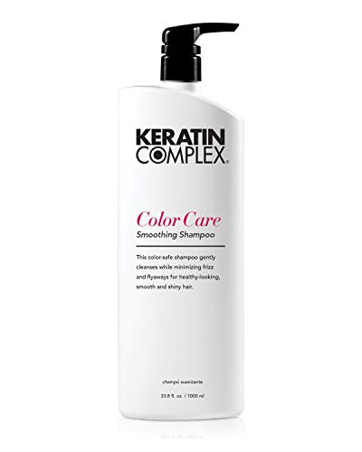 Keratin Complex Color Care Smoothing Shampoo - 1000 gr