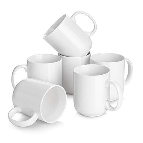 DOWAN 20 Ounce Coffee Mugs with Large Handle