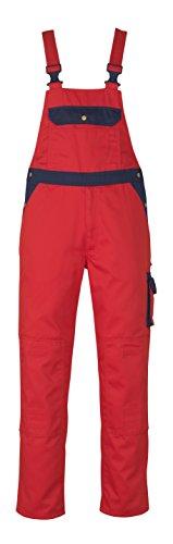 Mascot 00969-430-21-90C72 broek met latten Milano maat L90cm/C72 in rood/marineblauw