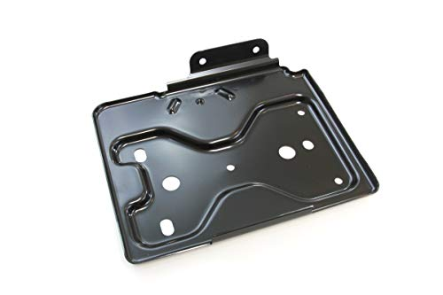 Red Hound Auto Driver Left Side Battery Tray Compatible with Chevrolet GMC Silverado Sierra 1999-2006 1500, 2001-2006 1500 2500 HD, 2007 Classic Models and More