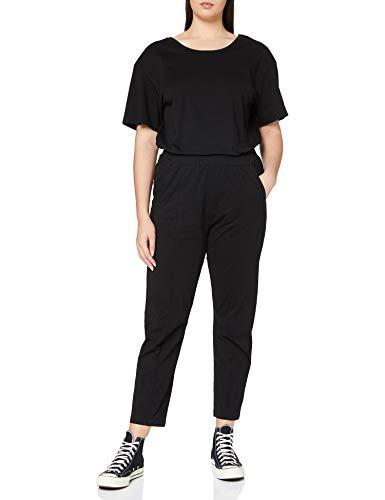 G-STAR RAW Damen Jumpsuit Bohdana Loose, Dk Black B771-6484, X-Large