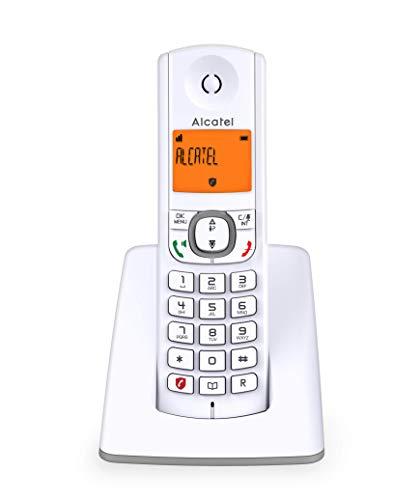 Alcatel F530 - Téléphone sans fil DECT, Mains libres,...