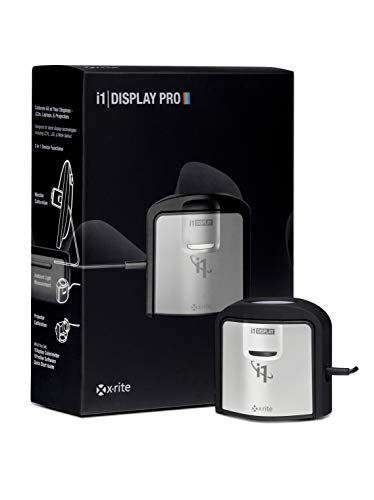 Xrite i1 Display Pro Calibratore di Colore, Compatibile anche con proiettori, Nero