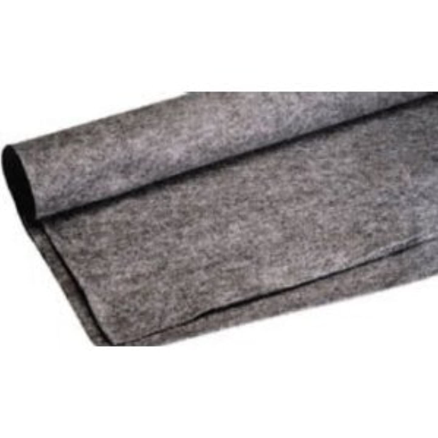Absolute C15GR 15-Feet Long/4-Feet Wide Grey Carpet for Speaker Sub Box Carpet rv Truck Car Trunk Laner
