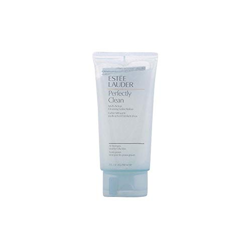 Estee Lauder Perfectly Clean Multi-action Cleansing for Unisex, Gelee/Refiner, 5 Ounce