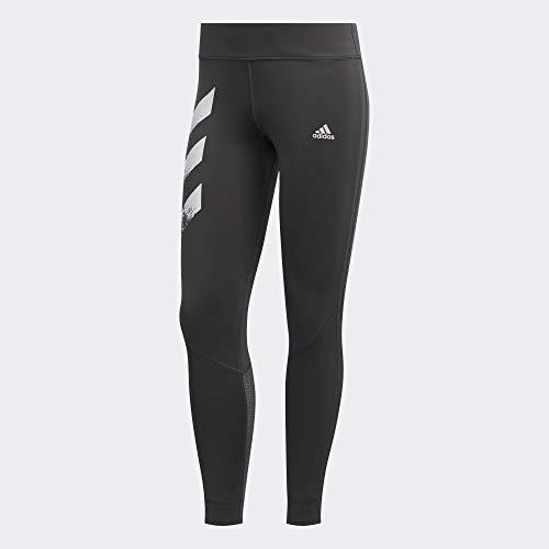 adidas Own The Run Tgt Mallas, Mujer, Grey Six, XL
