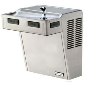 Halsey Non-Refrigerated Barrier-Free Drinking Fountain, HACFS ADA L/R (PV)