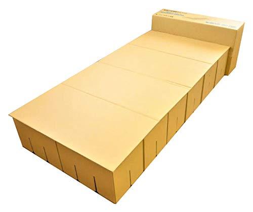 緊急災害時用組立てベッド Nedoko-Dana(ネドコダナ) タチバナ産業 非常用ベッド ダンボールベッド 防災備蓄