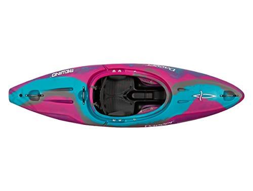 Dagger Rewind X-Small | Sit Inside Kids Whitewater Kayak | Creeker Kayak for Beginners | 6' 9