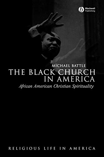 The Black Church in America: African American Christian Spirituality (Religious Life in America)