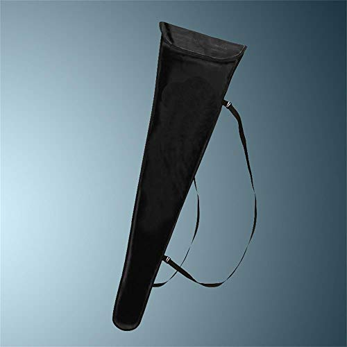 ABCSS Material de esgrima Espada Doble Bolsa 600D Oxford Cloth es Duradero (Poner 2 Espadas)