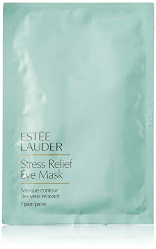 Estee Lauder Eye Mask Stress Relief, Donna, Confezione da 10