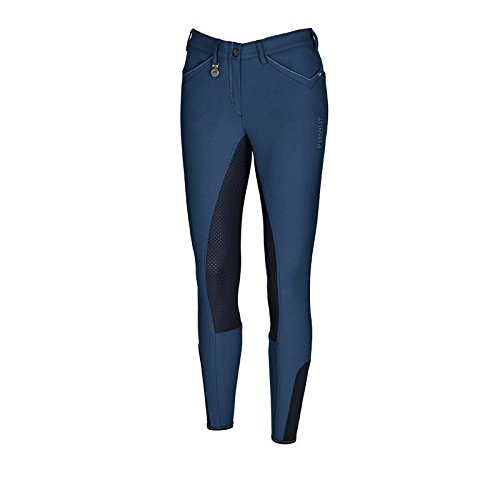 Pikeur Piana Grip Damen Reithose HW16 - 3334blue - 88