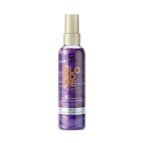 Schwarzkopf BLOND ME Spray Conditioner Cool Ice 150 ml