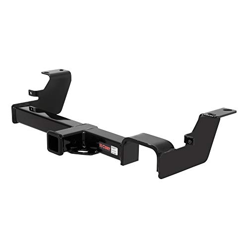 CURT 13469 Class 3 Trailer Hitch, 2-Inch Receiver, Compatible with Select Buick Rendezvous, Pontiac Aztek