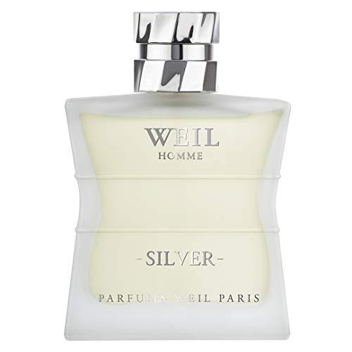 WEIL - SILVER 100ML EAU DE PARFUM - HOMME