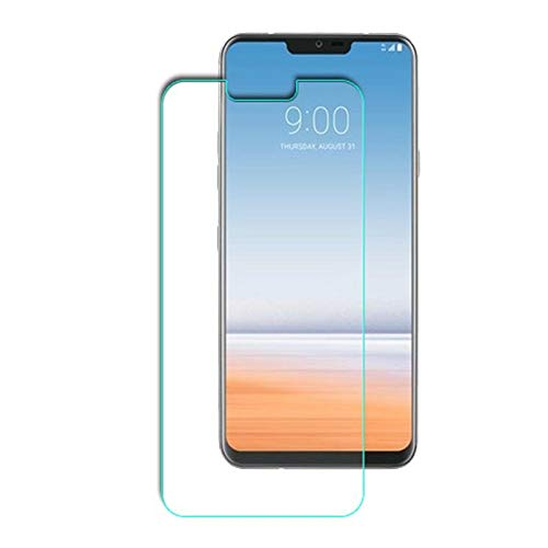 for LG G7 Thinq Screen Protector, (2Pcs) HD Clear Anti-stratch Screen Tempered Glass Protective Film for LG G7 THINQ Phone