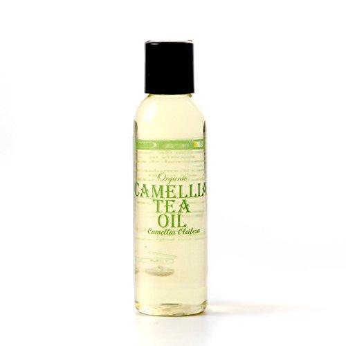Camellia Tè Organico Olio Vettore - 125ml - 100% Puro