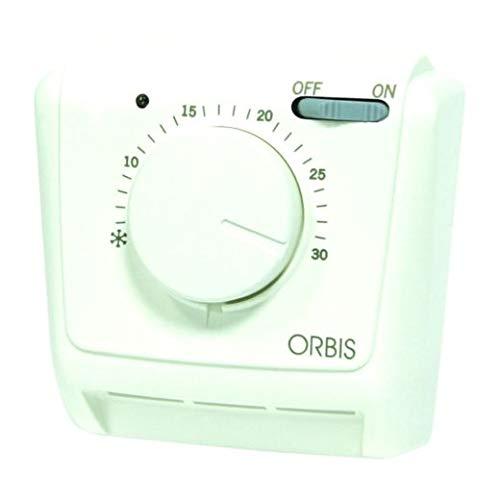 Orbis Clima - MLI 230 V analógico de termostato, OB320522