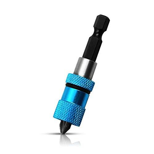 Bithalter 1/4 Zoll Einstellbare Schraube Tiefe Bithalter Magnetischer Schraubendreher Trockenbau Hex Bit von Holo Cute