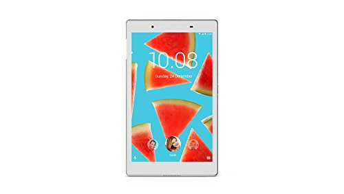 Lenovo Tab4 8 20,3 cm (8,0 Zoll HD IPS Touch) Tablet-PC (Qualcomm Snapdragon APQ8017, 2 GB RAM, 16 GB eMCP, Wi-Fi, Android 7.1.1) weiß