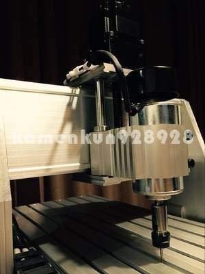 高性能CNC30203軸フライス盤nc旋盤全軸ボールねじ