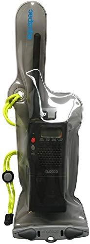 Aquapac VHF Classic Custodia radio impermeabile, Grigio, Small