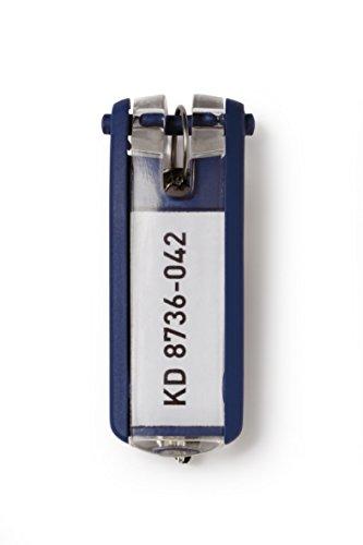 Durable 195707 - Pack de 6 llaveros de p...