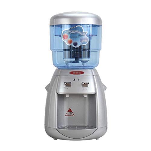 Actualizar el dispensador de agua de carga superior para encimera ndash;Jarra con filtro de agua y revestimiento de acero inoxidable, 2 configuraciones de temperatura: agua caliente a temperatura nor