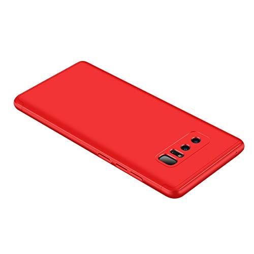 Alsoar Cover Huawei Mate 10 Lite,Huawei Honor 9i Custodia, 360 °Full Body Protezione 3 in 1 Hard PC Ultra Sottile Antiurto Anti-Scratch Bumper Protettiva Cover Case per Huawei Nova 2i (Oro Rosa)
