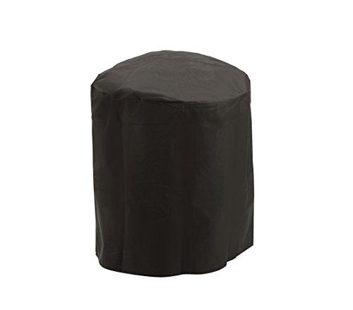 Dehner Abdeckhaube Kugelgrill Little Joe, Ø 65 cm, Höhe 80 cm, Polyester, schwarz