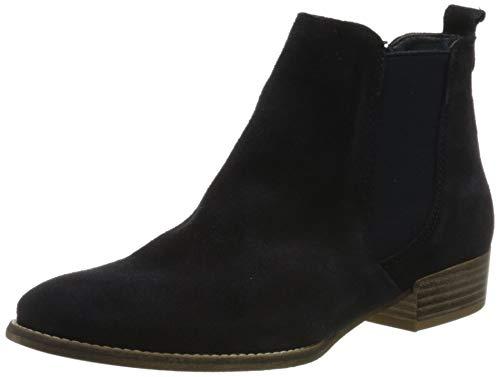 Tamaris Damen 1-1-25315-24 Chelsea Boots, Blau (Navy 805), 40 EU