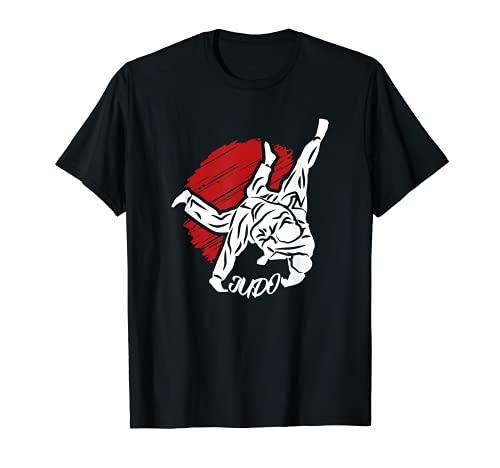 Technique de Judo Japan - Cadeau T-Shirt