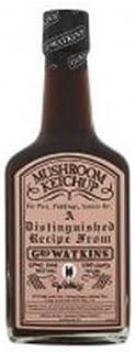 Geo Watkins Mushroom Ketchup 170ml (Pack of 4)