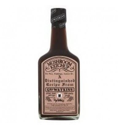 Geo Watkins Pilz Ketchup 170Ml (Packung Mit 4)
