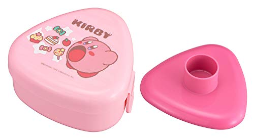 OSK Kirby's Dream Land Tragbare Onigiri Triangle Sushi Reisball Form Presse Maker Bento Box LS-20 Japan Import Made in Japan