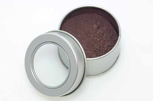 Echtes Karmin, E120, Karminsäure, Cochenille, konzentrierter, natürlicher Farbstoff. Dose 12,5g.