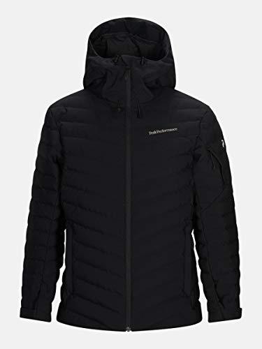 Peak Performance Frost Veste de Ski Homme, Noir, FR : S (Taille Fabricant : S)