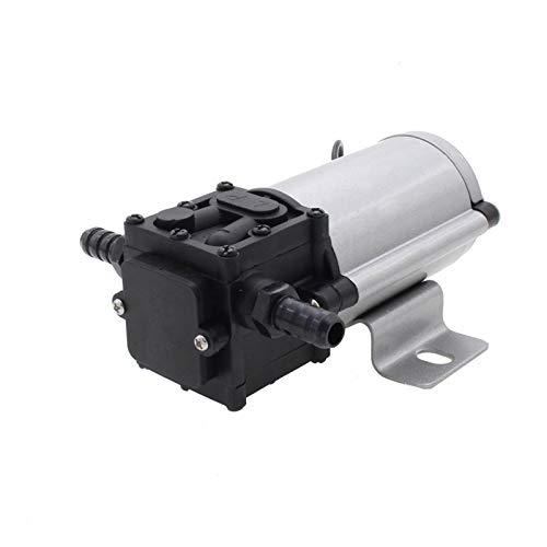 NKJH Das elektromagnetische Ventil Professionelle Benzin Petro Pumpe DC Diesel Fuel Oil Extractor Übertragung 10L / min Industriebedarf