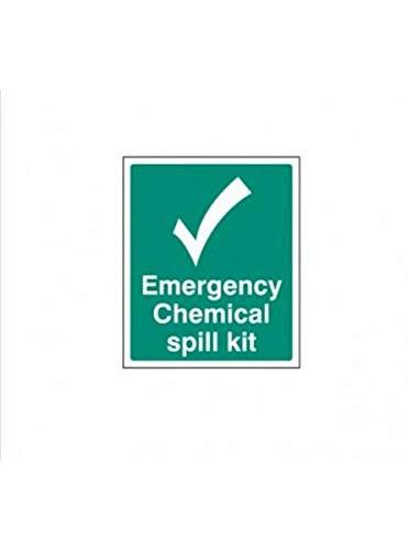 Darcy Kit de señal de emergencia para derrame químico (SL/EMERGENCY/CHEM)