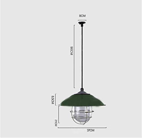 Lamp met glazen schaduw emaille de schaduw explosie-proof licht lamp tiffany lampenkap studie