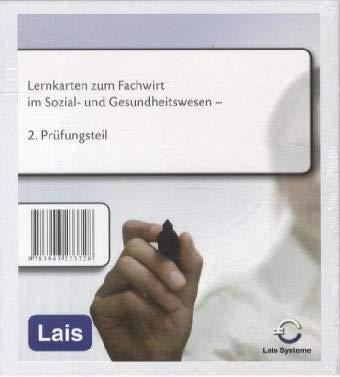 Lernkarten zum Fachwirt im Sozial- und Gesundheitswesen: 2. Prüfungsteil