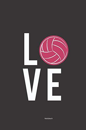 Notizbuch: Geschenkidee für Volleyball Trainer und Coaches   Notizbuch mit 110 linierten Seiten   Format 6x9 DIN A5   Soft cover matt VOLLEYBALL COACH ... Volleyball-Fan Frau Mutter