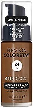 Revlon ColorStay Makeup Matte Finish Liquid Foundation, 1.0 oz