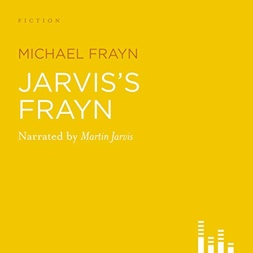Jarvis's Frayn cover art