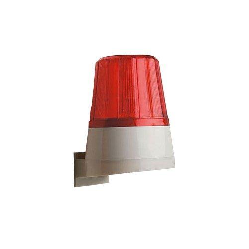 Flitslicht 230 V versie voor binnen en buiten voor alarminstallaties
