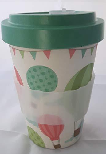 Taza de café de bambú